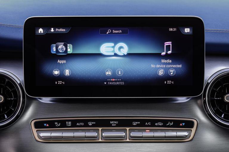 2020 Mercedes-Benz EQV 556792
