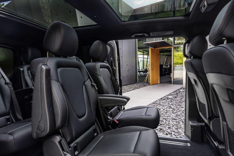 2020 Mercedes-Benz EQV 556795