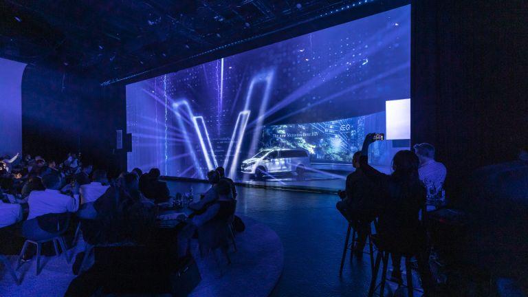 2020 Mercedes-Benz EQV 556800