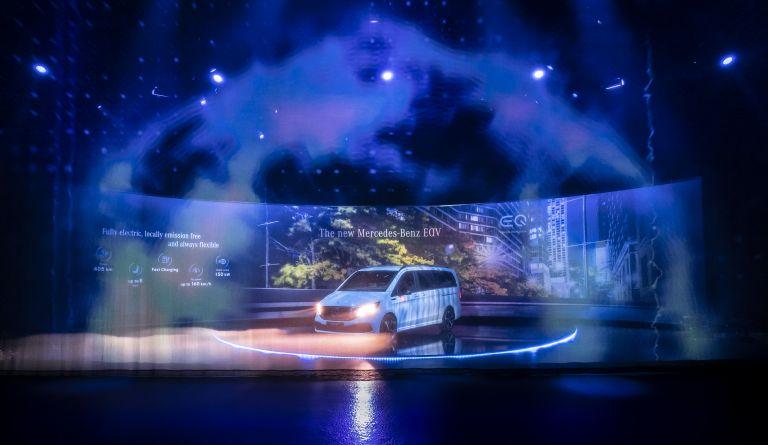 2020 Mercedes-Benz EQV 556807