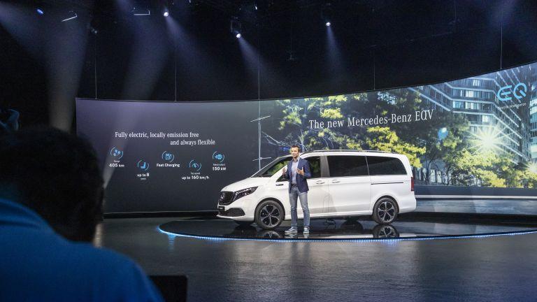 2020 Mercedes-Benz EQV 556810
