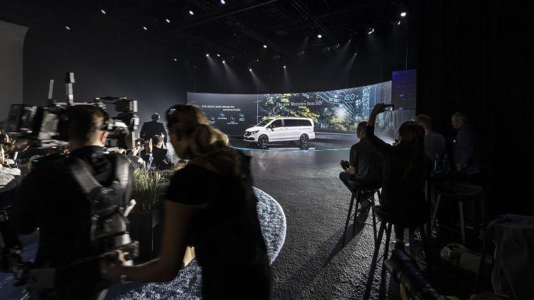 2020 Mercedes-Benz EQV 556815