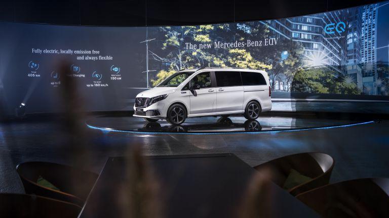 2020 Mercedes-Benz EQV 556816