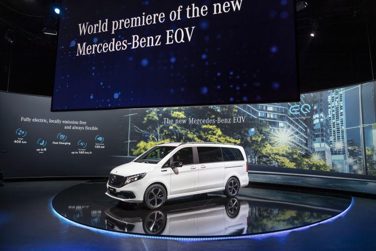 2020 Mercedes-Benz EQV 556817