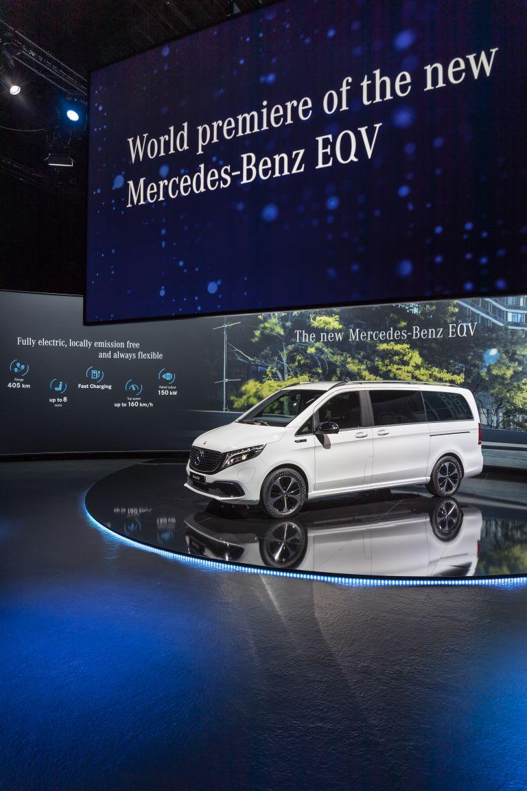 2020 Mercedes-Benz EQV 556818