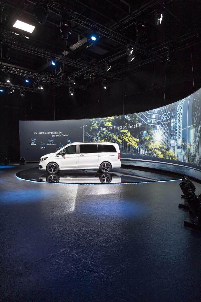 2020 Mercedes-Benz EQV 556821