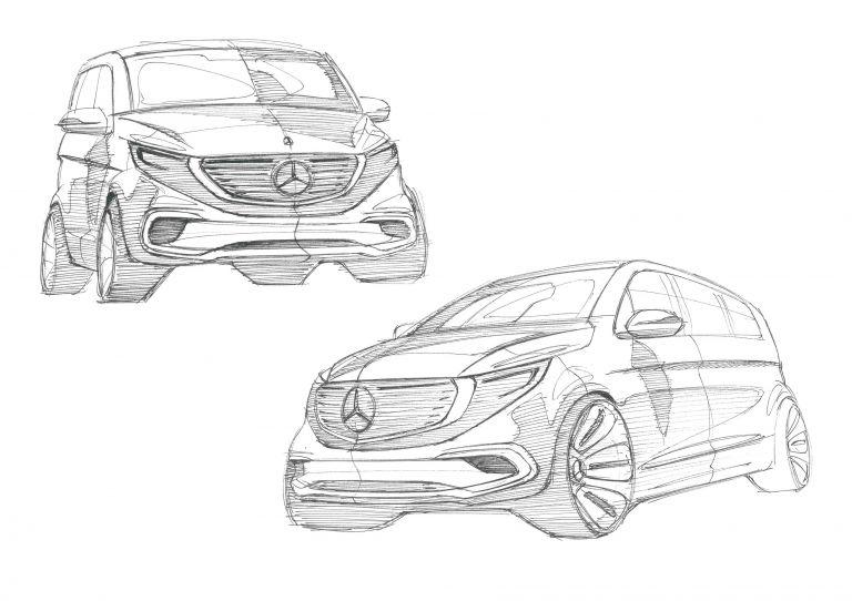 2020 Mercedes-Benz EQV 556828
