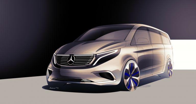 2020 Mercedes-Benz EQV 556831