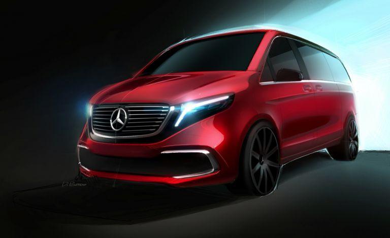 2020 Mercedes-Benz EQV 556832