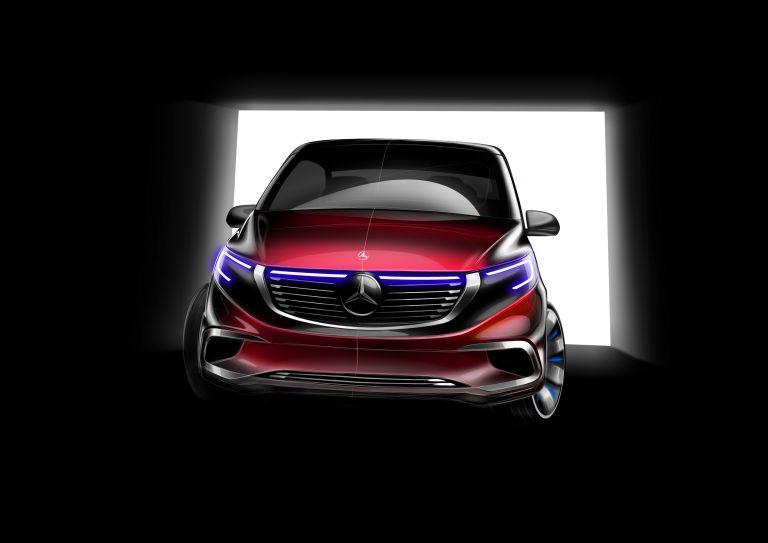 2020 Mercedes-Benz EQV 556833