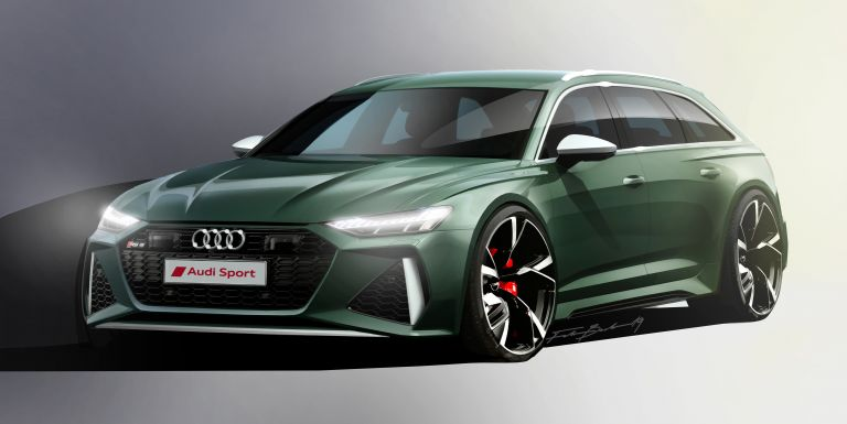 2020 Audi RS 6 Avant 569861