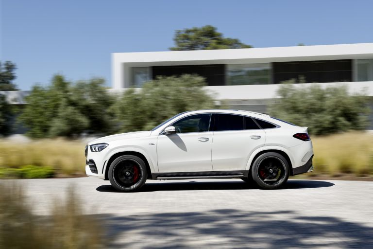 2020 Mercedes-AMG GLE 53 4Matic+ coupé - USA version 557091