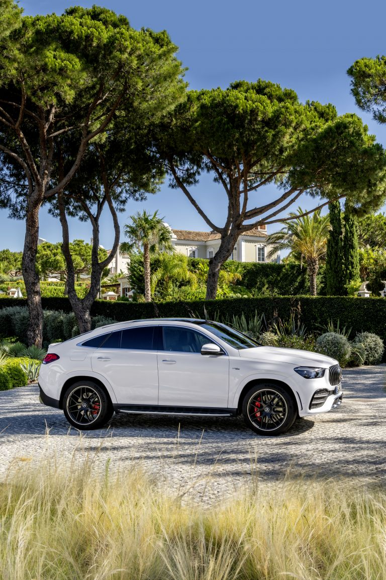 2020 Mercedes-AMG GLE 53 4Matic+ coupé - USA version 557097