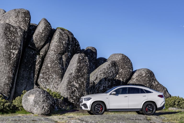 2020 Mercedes-AMG GLE 53 4Matic+ coupé - USA version 557106