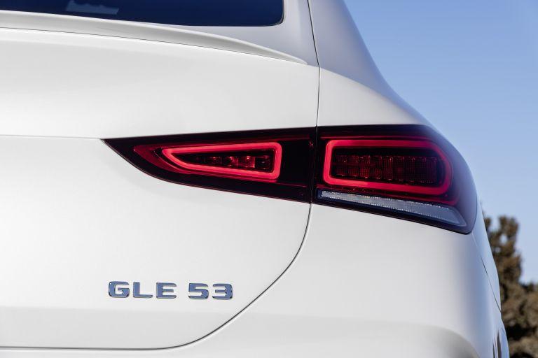 2020 Mercedes-AMG GLE 53 4Matic+ coupé - USA version 557122