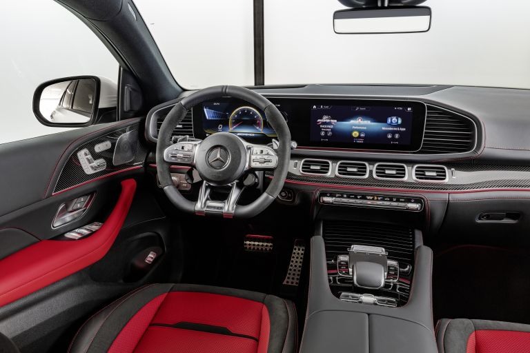 2020 Mercedes-AMG GLE 53 4Matic+ coupé - USA version 557128