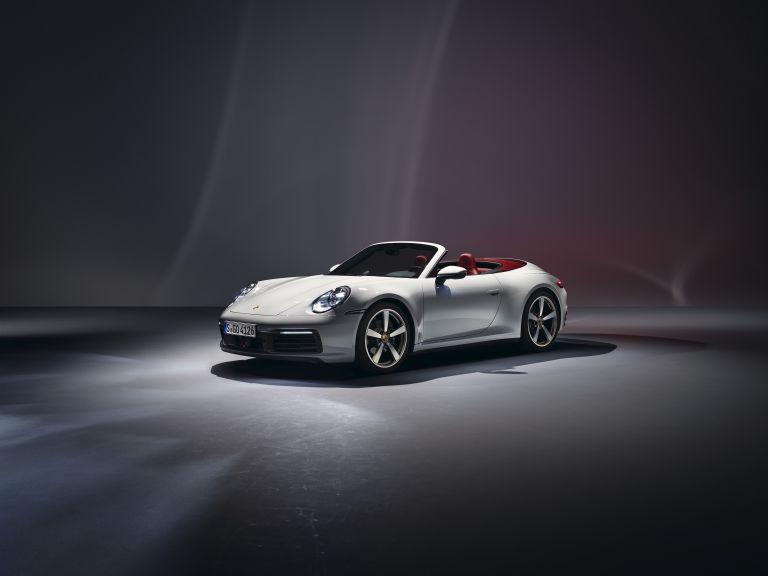 2019 Porsche 911 ( 992 ) Carrera cabriolet 557320