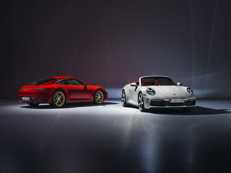 2019 Porsche 911 ( 992 ) Carrera cabriolet 557321