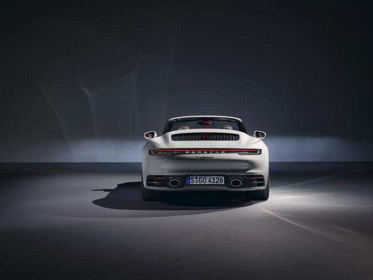 2019 Porsche 911 ( 992 ) Carrera cabriolet 557322