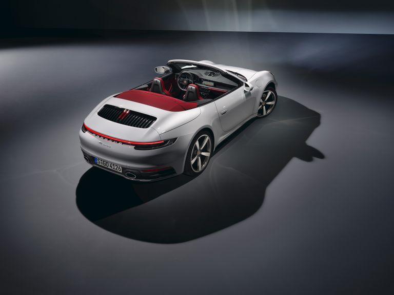 2019 Porsche 911 ( 992 ) Carrera cabriolet 557323