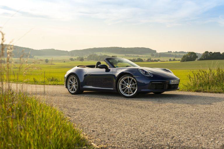 2019 Porsche 911 ( 992 ) Carrera cabriolet 557332