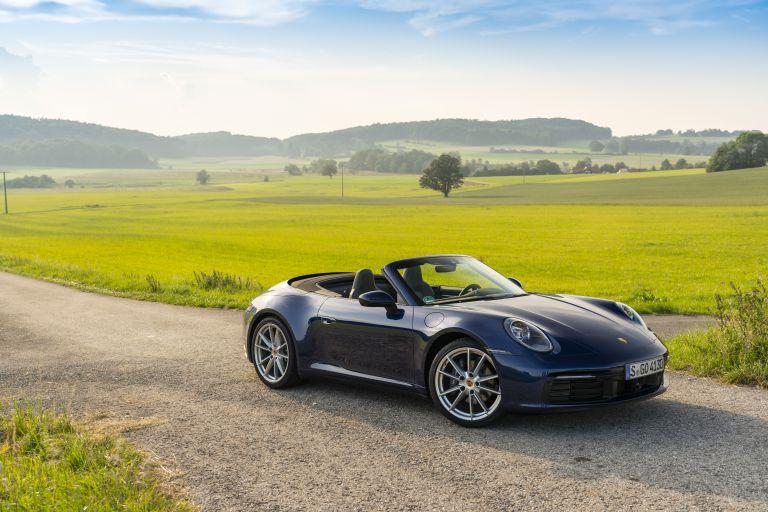 2019 Porsche 911 ( 992 ) Carrera cabriolet 557333