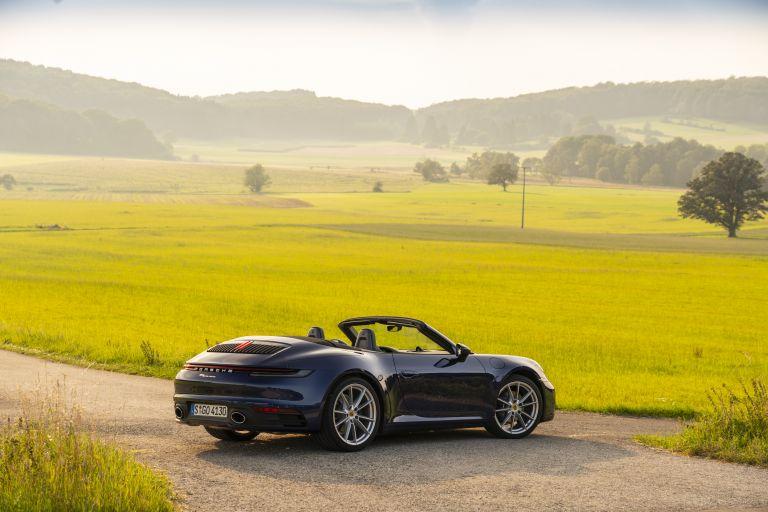 2019 Porsche 911 ( 992 ) Carrera cabriolet 557336