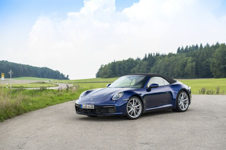 2019 Porsche 911 ( 992 ) Carrera cabriolet 557342