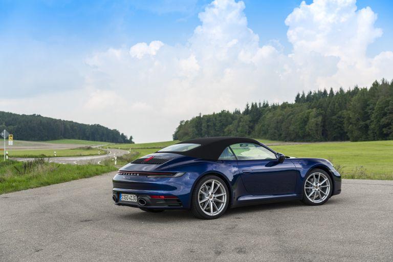 2019 Porsche 911 ( 992 ) Carrera cabriolet 557343