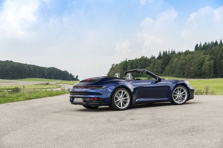 2019 Porsche 911 ( 992 ) Carrera cabriolet 557346