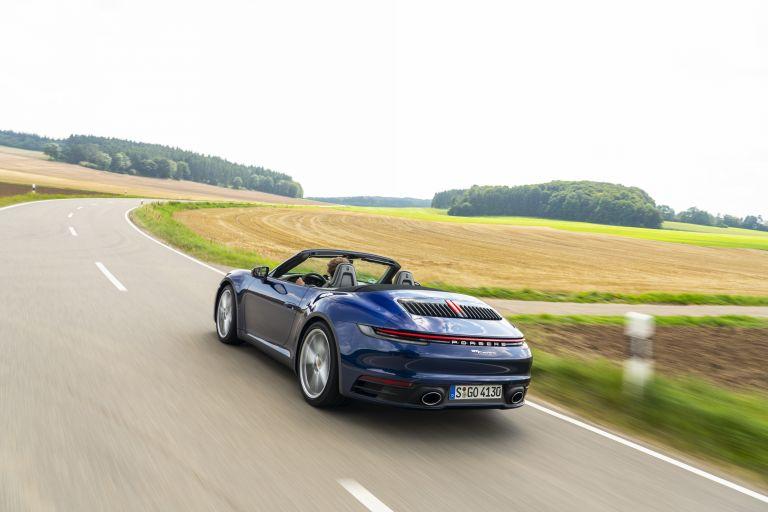 2019 Porsche 911 ( 992 ) Carrera cabriolet 557349