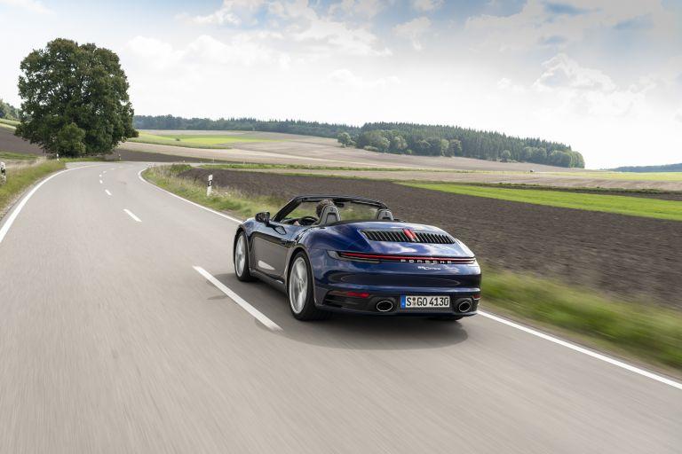 2019 Porsche 911 ( 992 ) Carrera cabriolet 557350