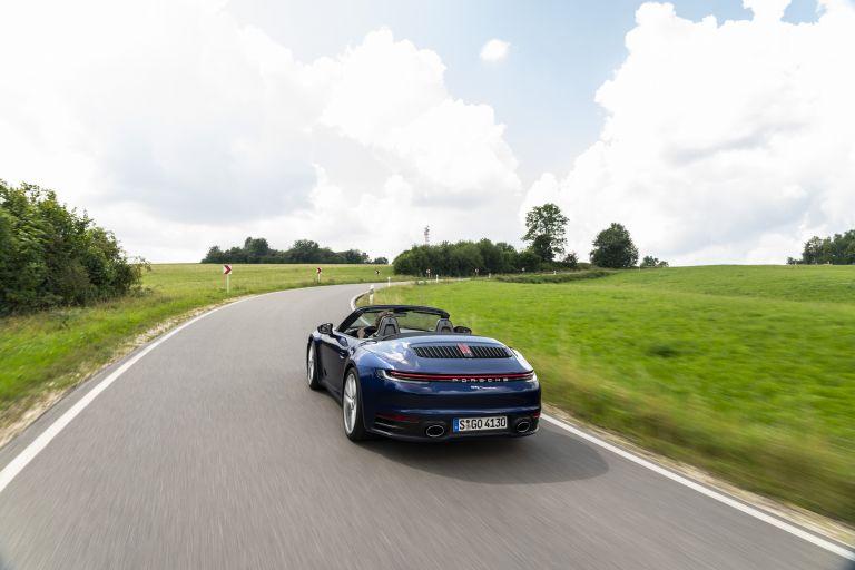 2019 Porsche 911 ( 992 ) Carrera cabriolet 557351