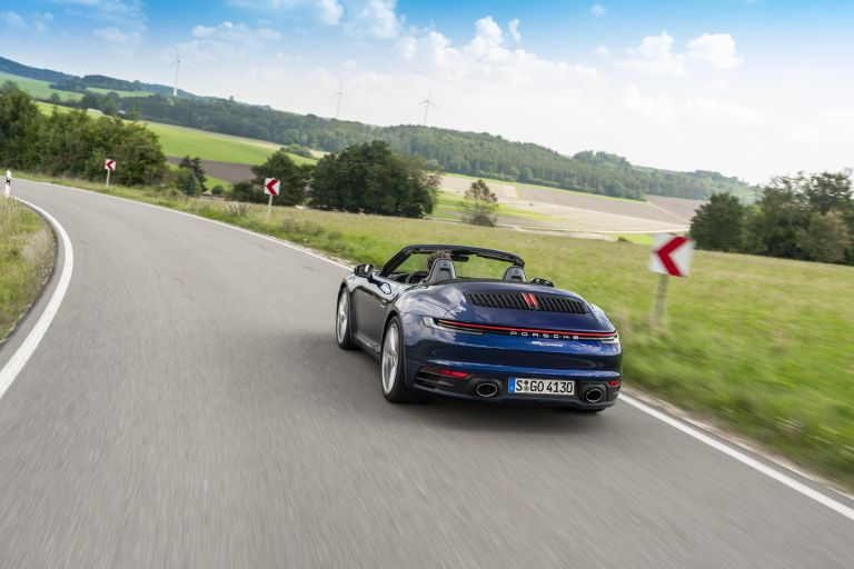 2019 Porsche 911 ( 992 ) Carrera cabriolet 557352