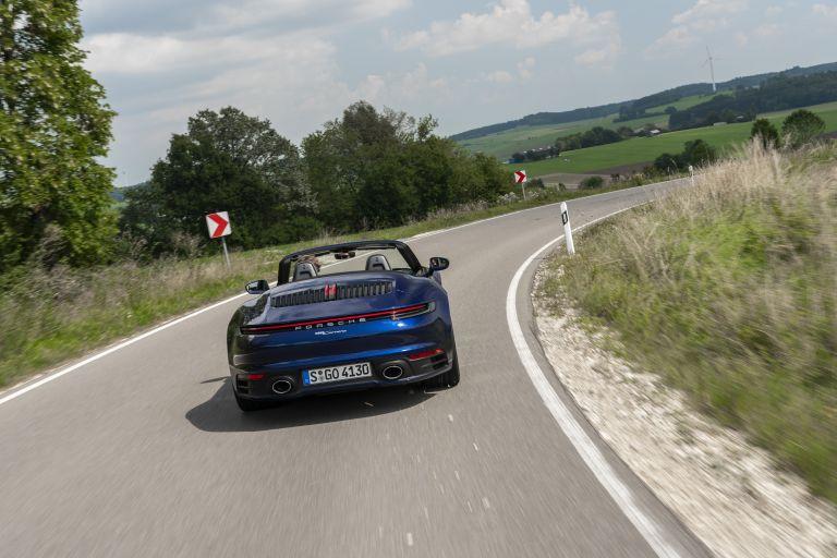 2019 Porsche 911 ( 992 ) Carrera cabriolet 557353