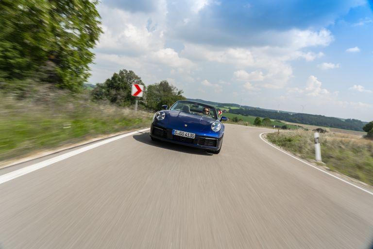 2019 Porsche 911 ( 992 ) Carrera cabriolet 557355