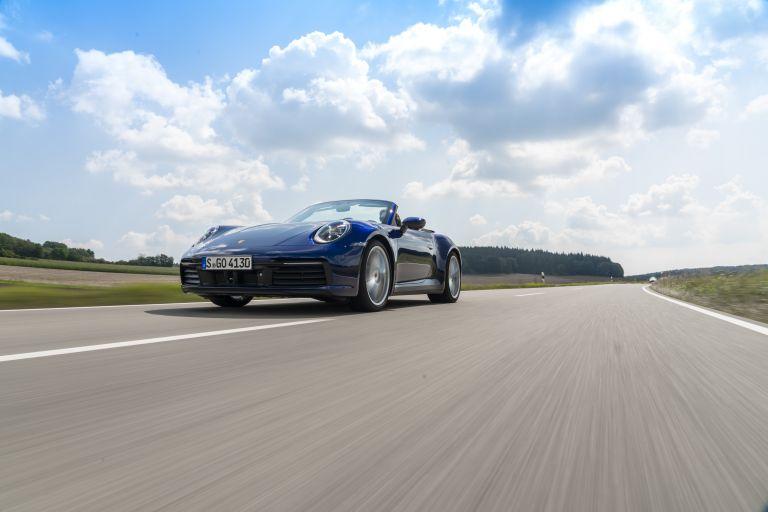 2019 Porsche 911 ( 992 ) Carrera cabriolet 557358