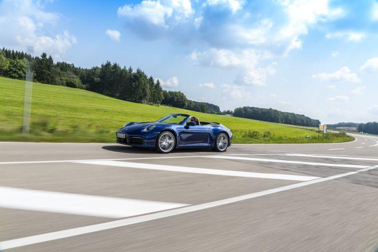 2019 Porsche 911 ( 992 ) Carrera cabriolet 557360