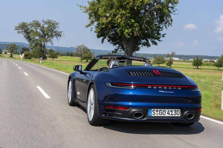 2019 Porsche 911 ( 992 ) Carrera cabriolet 557364