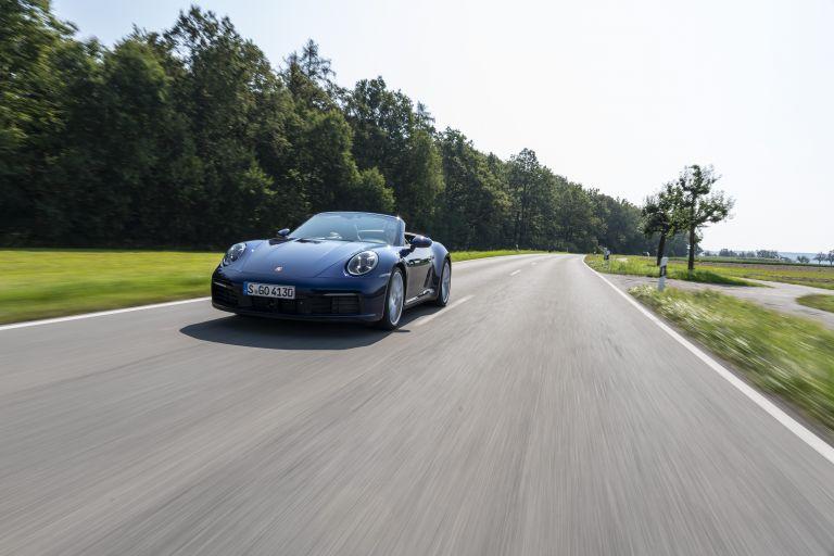 2019 Porsche 911 ( 992 ) Carrera cabriolet 557366