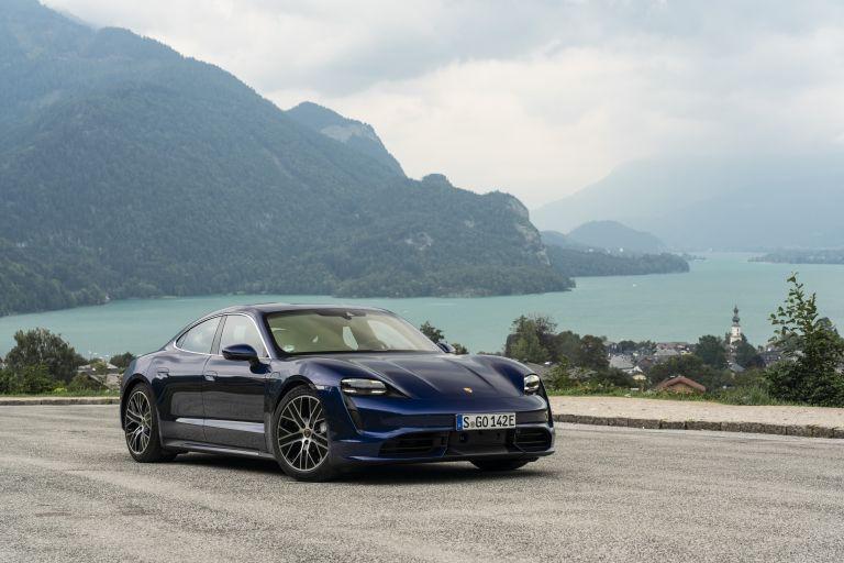 2020 Porsche Taycan turbo 562797