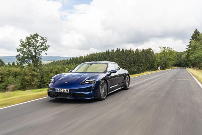2020 Porsche Taycan turbo 562822
