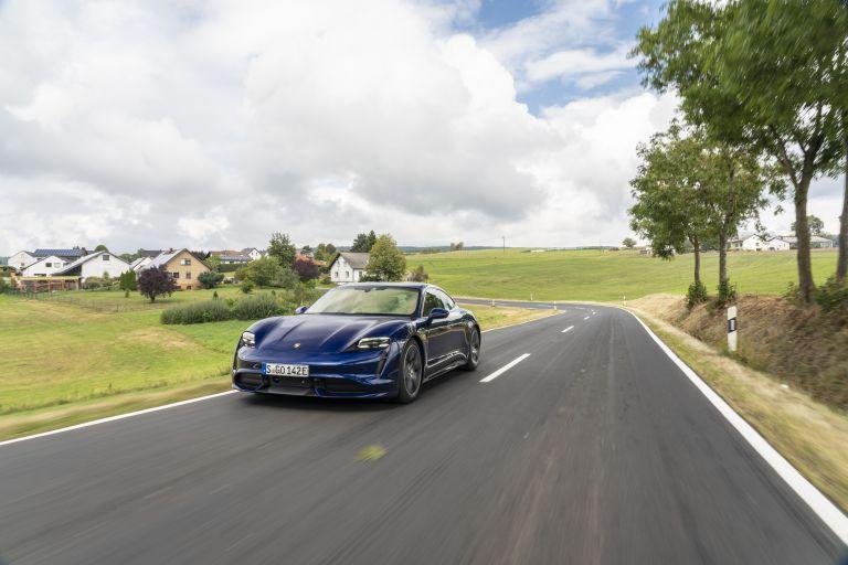 2020 Porsche Taycan turbo 562826