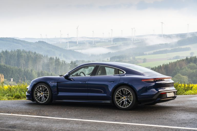 2020 Porsche Taycan turbo 562827