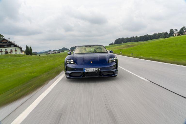 2020 Porsche Taycan turbo 562842