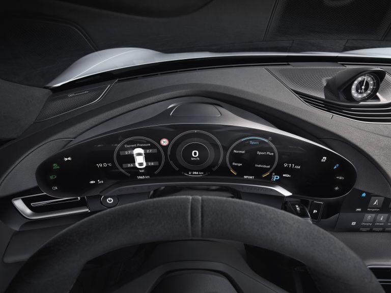 2020 Porsche Taycan turbo 562863