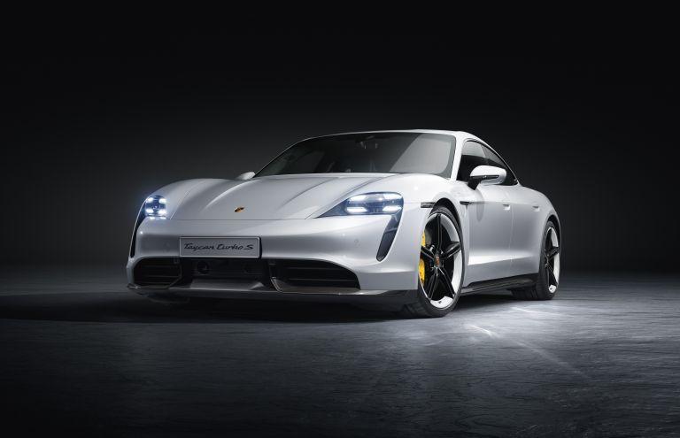 2020 Porsche Taycan turbo S 563090