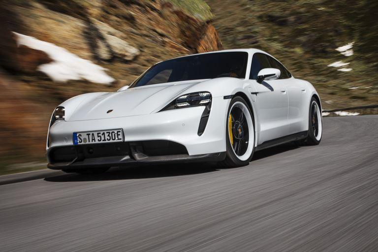 2020 Porsche Taycan turbo S 563096