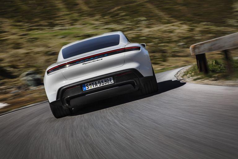 2020 Porsche Taycan turbo S 563098