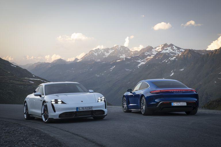 2020 Porsche Taycan turbo S 563099